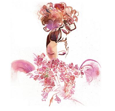 Bil Donovan Illustrations Fashion