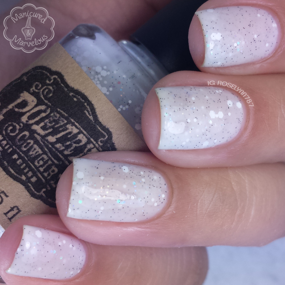 Poetry Cowgirl Nail Polish - Holiday Glitz & Shine Collection ...