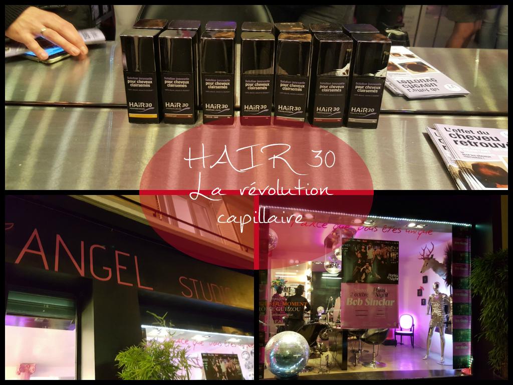 Hair 30 la révolution capillaire