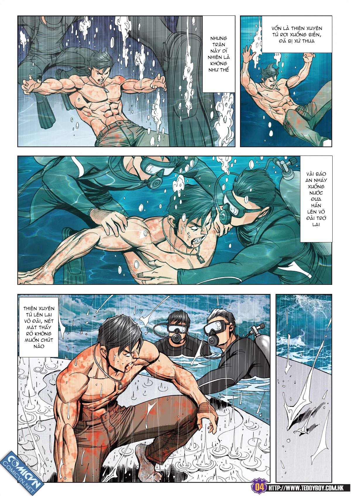 Người Trong Giang Hồ Chap 2158 - Next Chap 2159