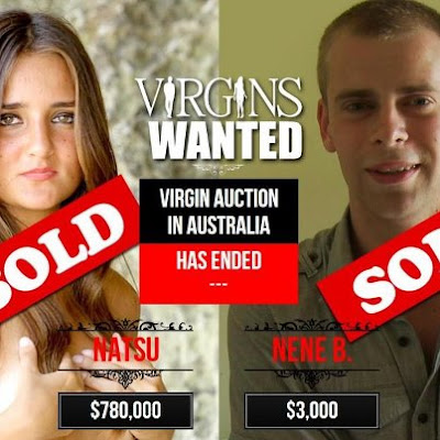 Virginity sold Students