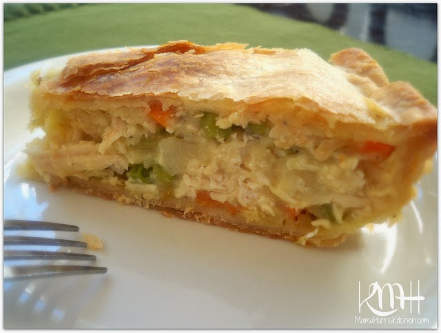 Recipe Quick Chicken Pot Pie With Pie Crust 14