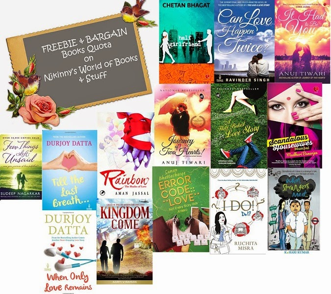 FREE and BARGAIN Indian bestsellers at best Prices!