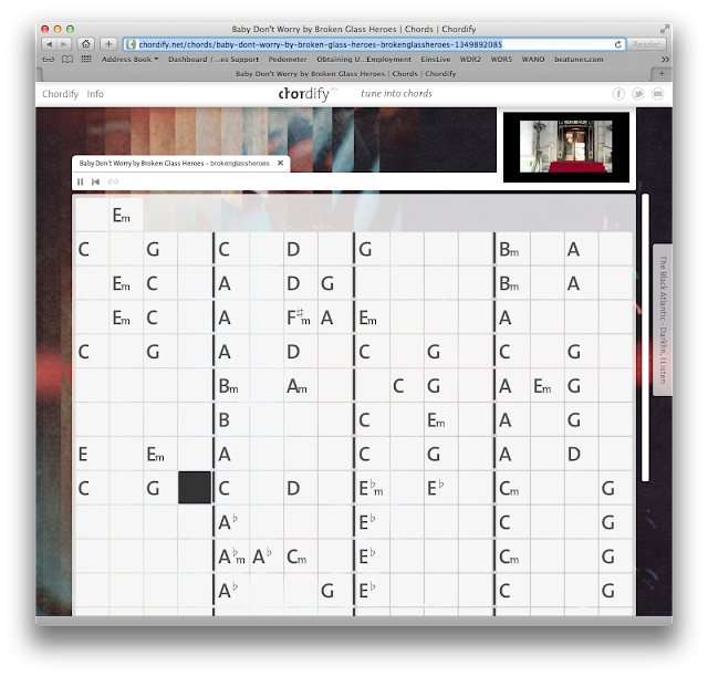 Flickrshare: How to figure out the chords for any song using Chordify