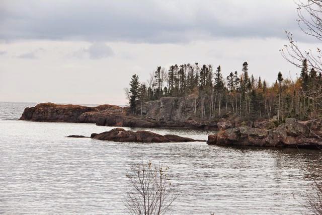Minnesota's scenic Lake Superior
