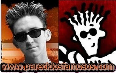 Dustin Pari Of Ghost Hunters con Fido Dido