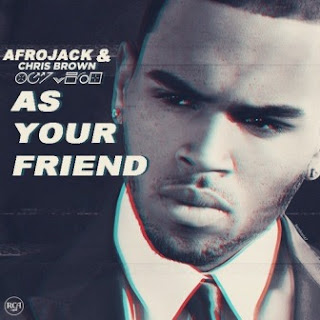 Chris Brown - As Your Friend Lyrics