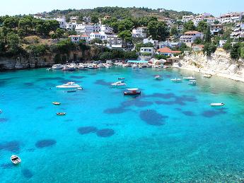 Vistas de Alonisos - Islas Griegas