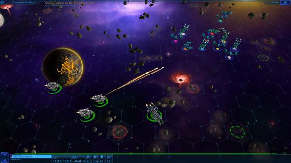 Sid meiers starship PC Game