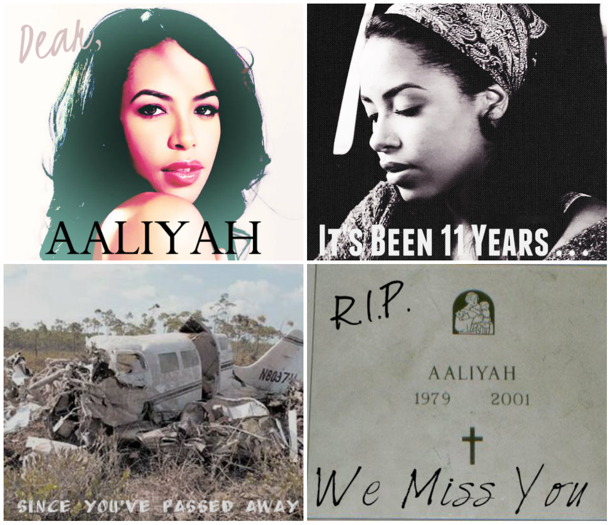 Aaliyah Dead Body Photos Since her death in 2001