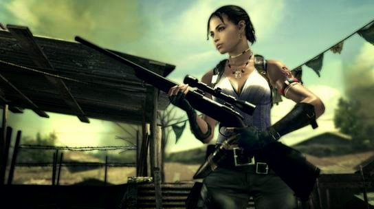 gameplay Resident Evil 5 Gold Edition