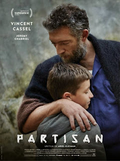 Affiche du film Partisan, avec Vincent Cassel
