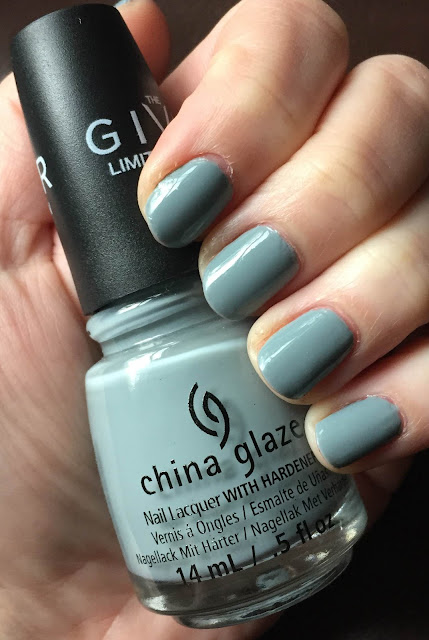 China Glaze, China Glaze The Giver Collection, China Glaze Intelligence Integity & Courage, nail polish, nail lacquer, nail varnish, manicure, nails