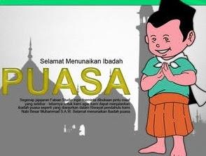 SMS Buka Puasa, Sahur Ramadhan