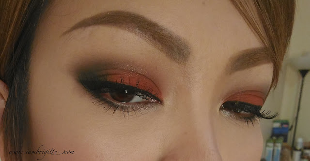 Nomadic Eyeshadow Makeup Look