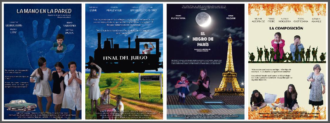 6º - AFICHES DE PELÍCULAS - 2015