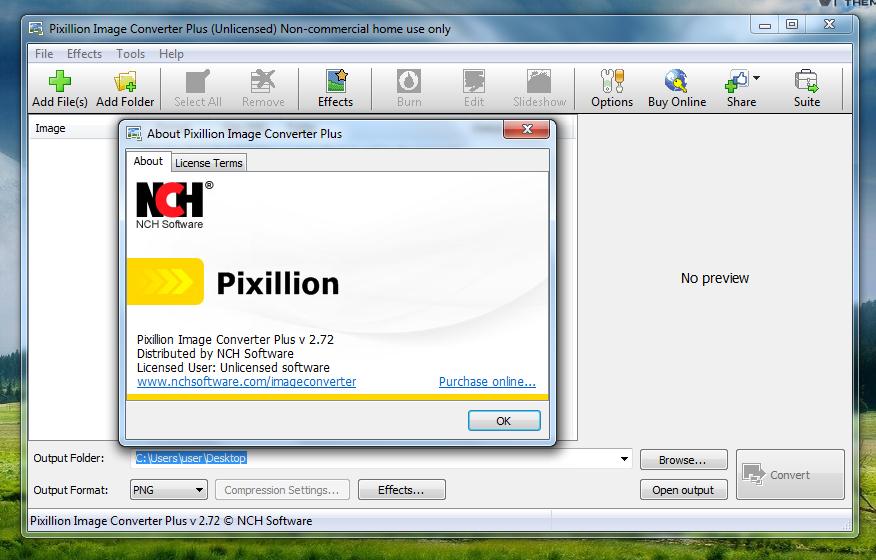 Pixillion Image Converter Key
