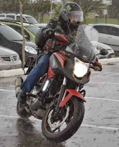Com chuva ou sem, o Curso tem!