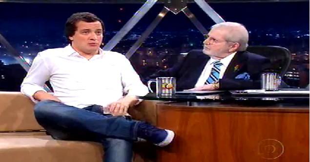 Rafael Cortez CQC Jô Soares