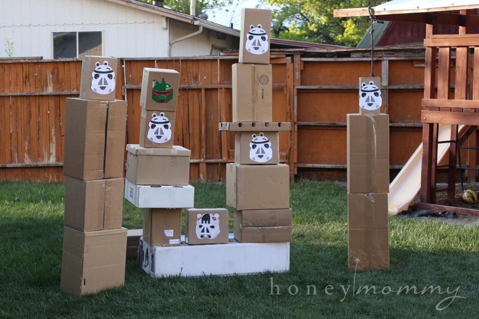 Honey Mommy Angry Birds Star Wars Birthday Party Jpg 959x639 Invitation Templates