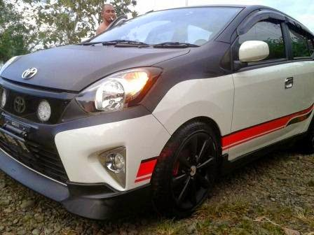Modifikasi Toyota Agya, Modif Agya Terbaru Populer