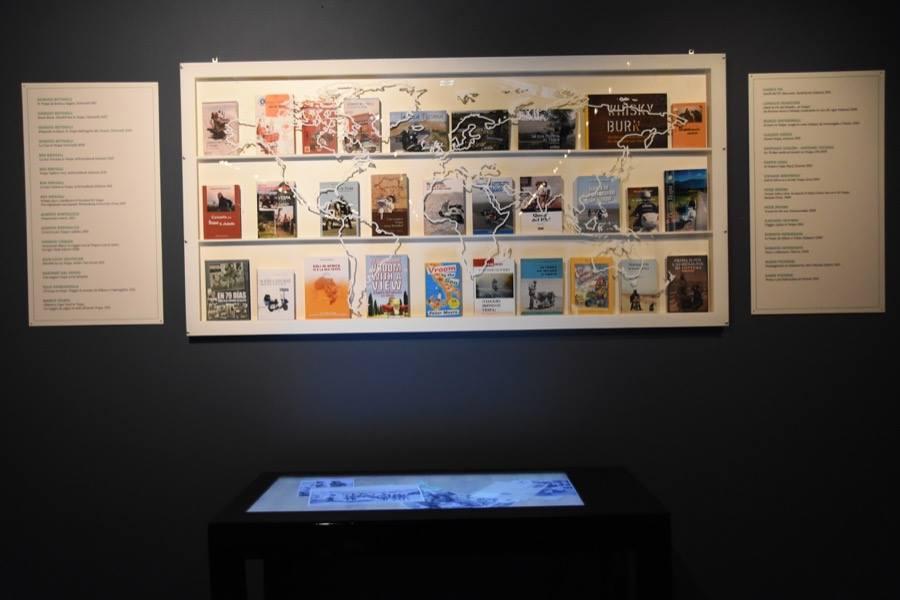 2016: al Museo Piaggio, per i 70anni della Vespa.