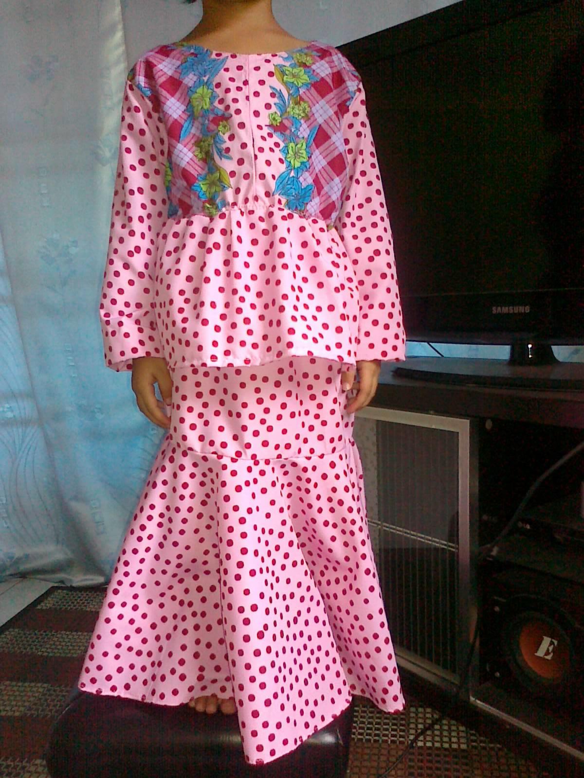 Dress Batik Remaja 2015 Koleksi Zalora Terbaru 2015