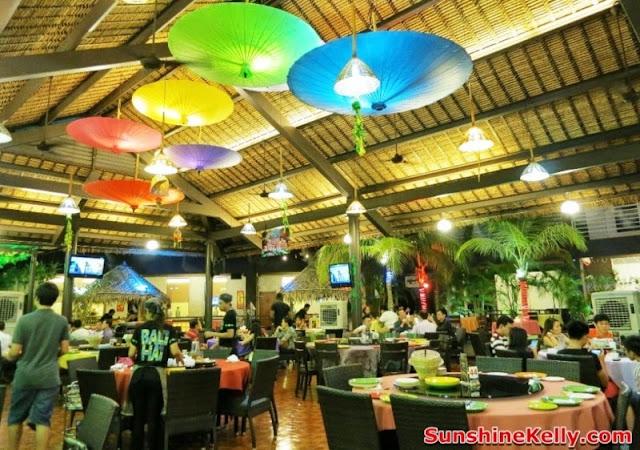 Bali Hai Seafood Village Kota Damasara, food, seafood restaurant, bali hai, ramadan buffet, balinese food, restaurant environment, suasana bali hai, gambar bali