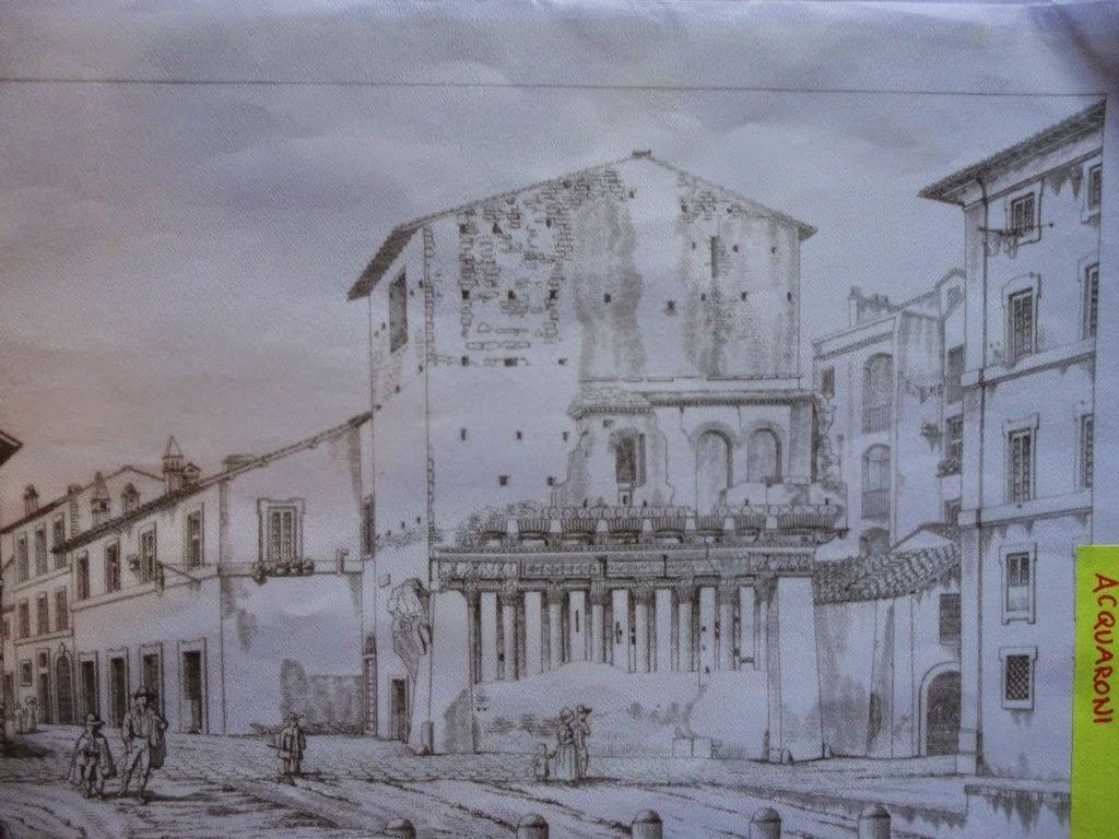 I viaggi di raffaella roma il foro boario l 39 antico for Piani di casa del fienile a una sola storia