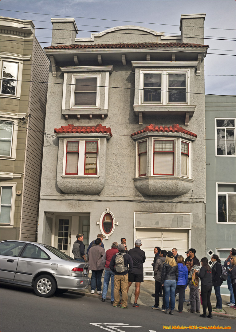 House hunters san francisco bay - Hunter S Thompson Lived At 318 Parnassus Street While Writing Hell S Angels The Strange And Terrible Saga Of The Outlaw Motorcycle Gangs In 1967