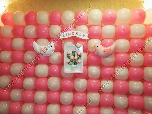 decoracao de festa infantil provencal em porto alegre
