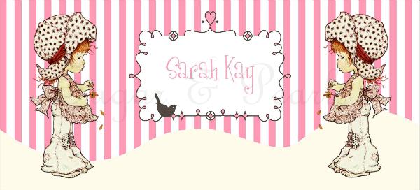 Προσκλητήριο μακρόστενο-Sarah Kay