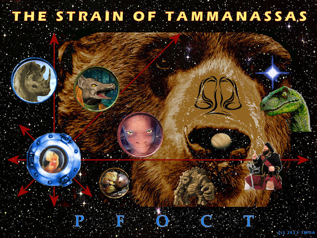 The Strain of Tammanassas
