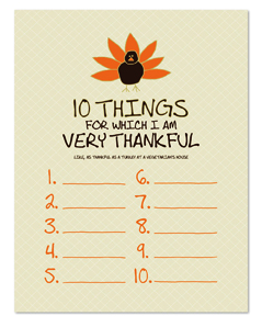 Stampin' Up! Very Very Thankful Digital Download