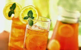 Resep Minuman Es Punch Madu Lemon Segar
