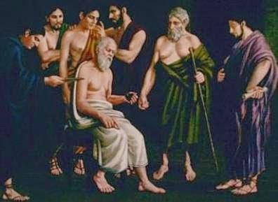 Sự chuyển biến của Xôcrát từ triết học tự nhiên sang triết lý học đạo đức