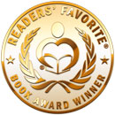 Reader's Favorite Children's Picture Book Gold Medal Winner