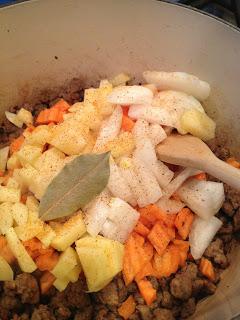 Recipe White Bean Sausage Soup