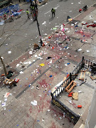 Today's bombing at the Boston Marathon comes as no surprise to awake, .