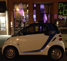 Car2Go at ArtLab