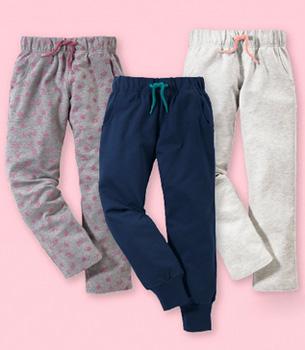 pantalones deportivos niñas vuelta al cole Lidl