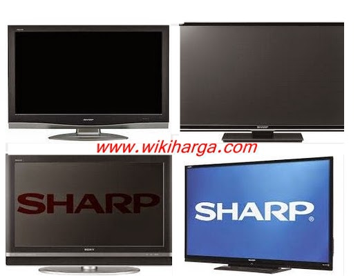 harga tv led sharp terbaru