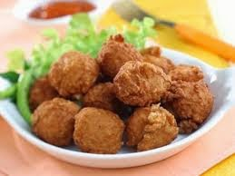 resep bakso, resep bakso udang, cara membuat bakso, cara membuat bakso udang, udang renyah, gurih, udang goreng