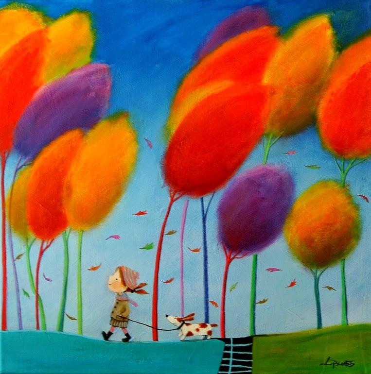 iwona lifsches paintings - ☆平平.淡淡.也是真☆  - ☆☆milk 平平。淡淡。也是真 ☆☆
