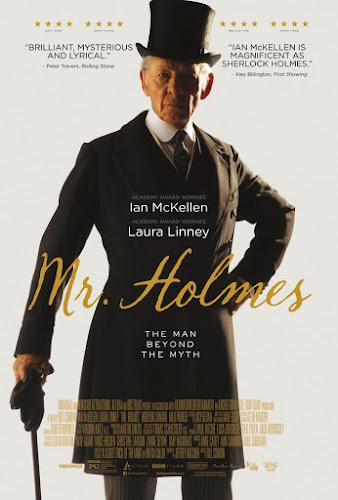 Mr.Holmes (BRRip 720p Dual Latino / Ingles) (2105)