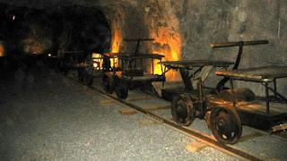 Nueva mina de Potasa en las Cinco Villas
