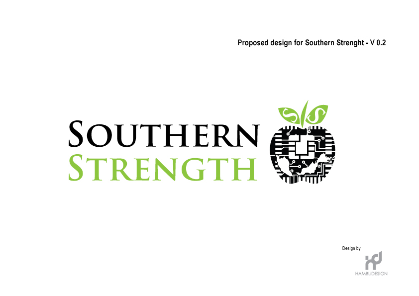 My Design Southern Strength Logo