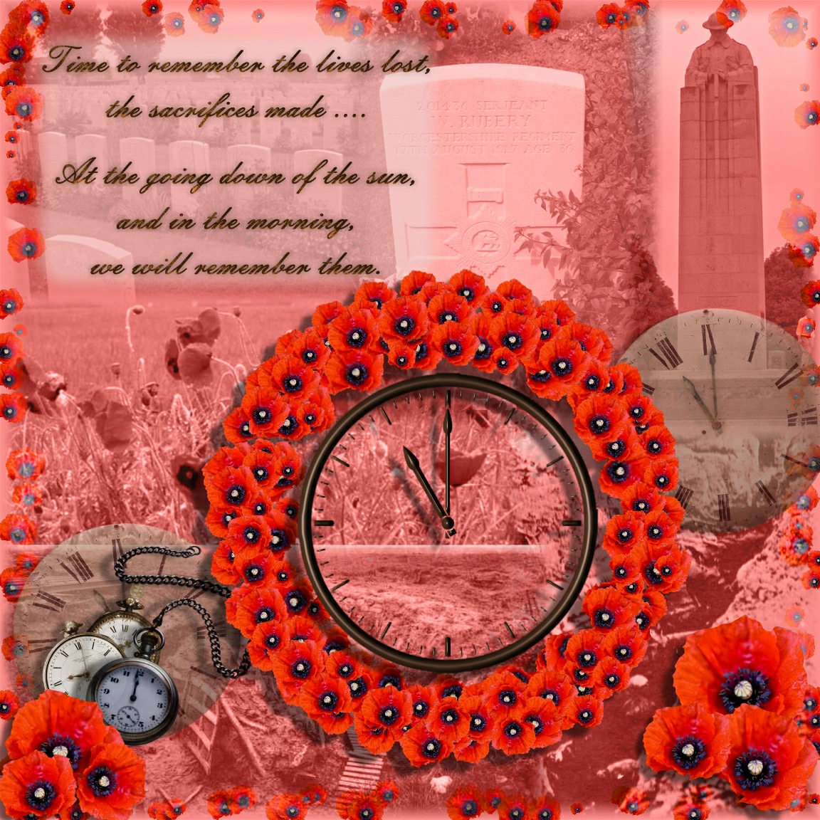 remembrance day uk esl