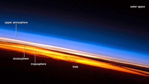 Atmosfer Bumi, oksigen atmosfer