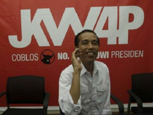 Jokowi - capres